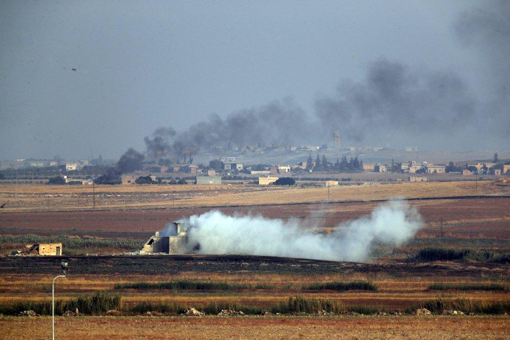 Turkish shelling kills 8 civilians in Syria's Hasakah