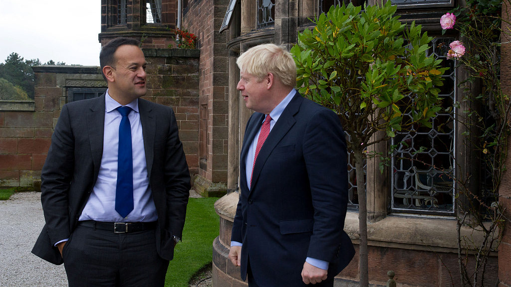 Brexit deal can be done by October 31, Ireland PM says after meeting Boris Johnson