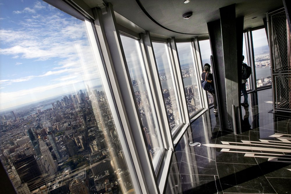 NYC Empire State Building to open newly renovated 102nd floor observatory