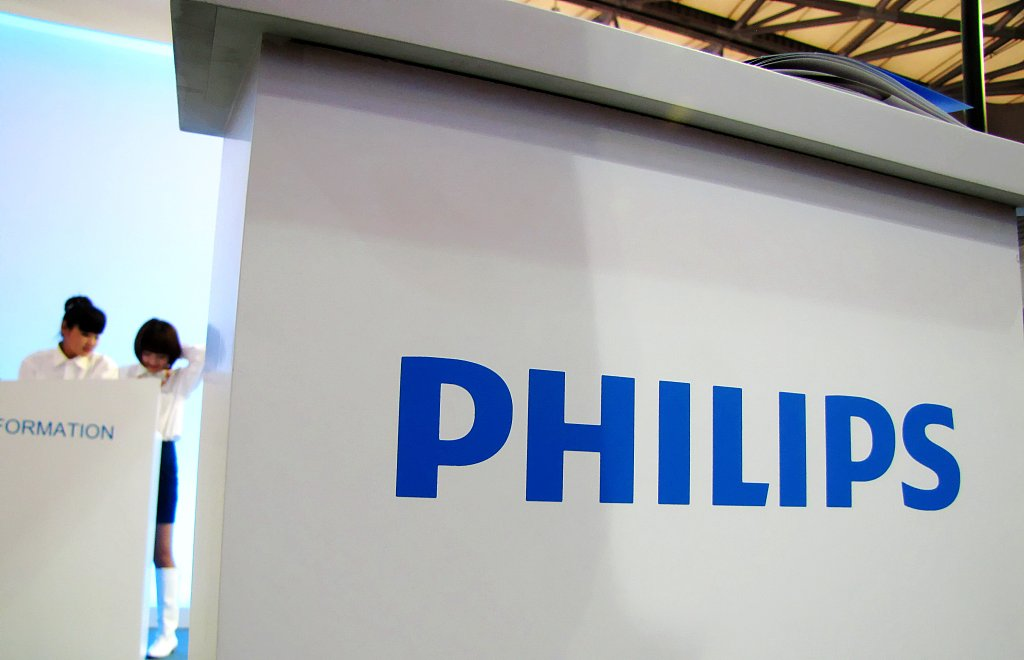 Health technology giant Philips sees a drop in profit margins in Q3