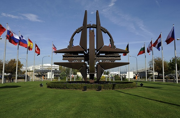 NATO chief urges Turkey to show restraint in Syria