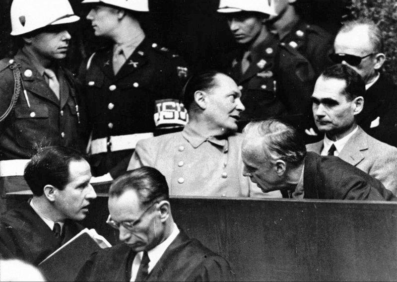Public to get access to Nuremberg trials digital recordings