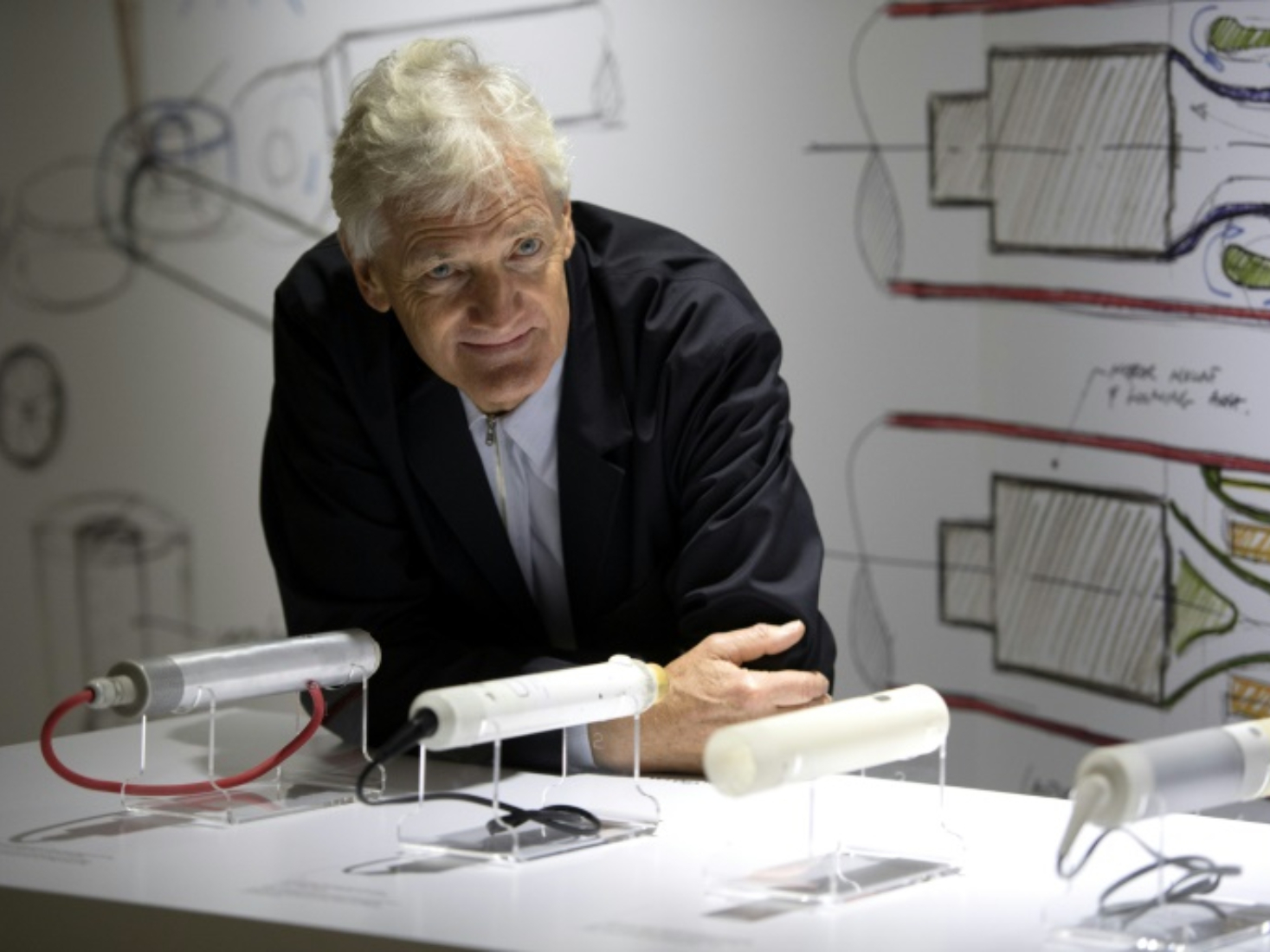 End of the road: Dyson quits race to make electric cars