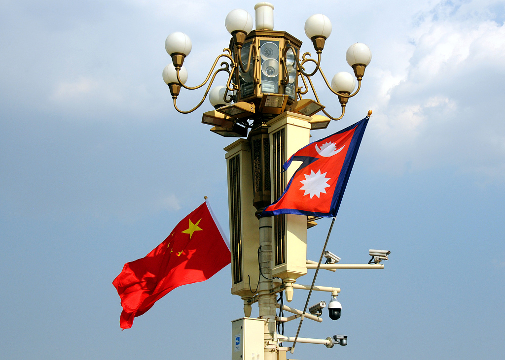 China, Nepal agree to lift ties to new height