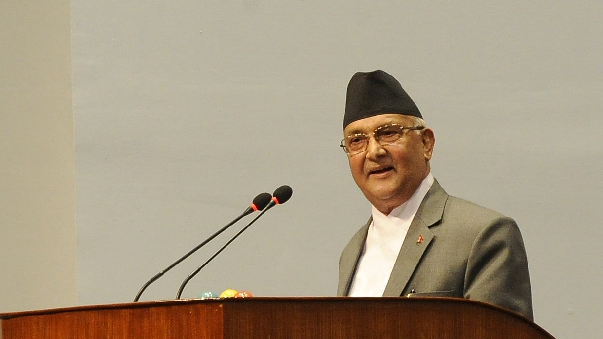 Interview: Xi's historic visit to elevate Nepal-China ties, says Nepali PM