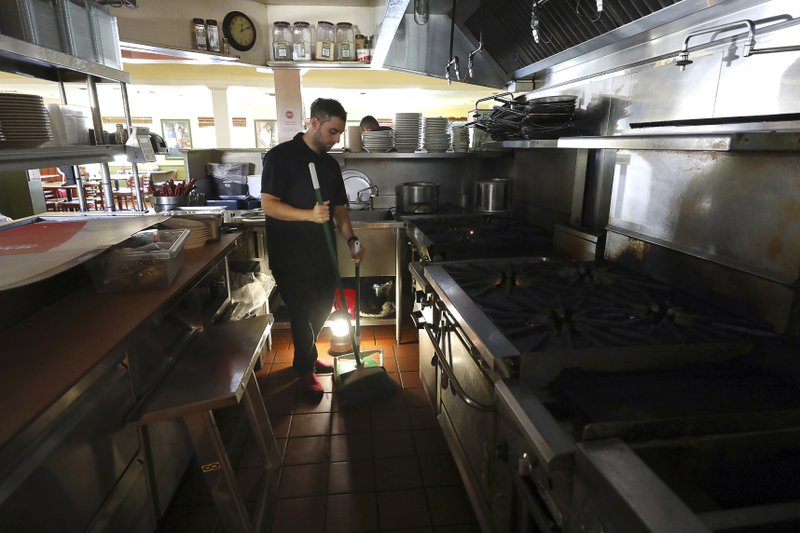 California outages ease after wind, fire danger move south