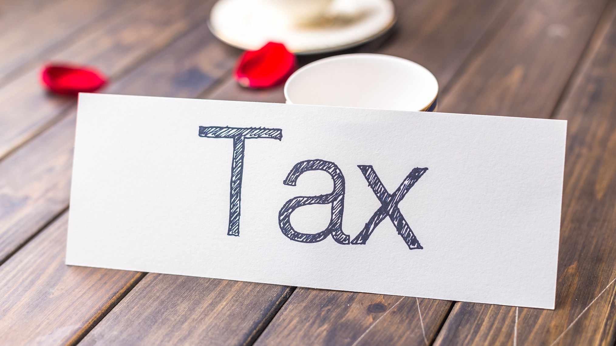 China 'cracks hard nut' with new tax reform