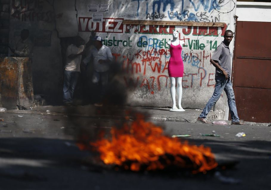 Journalist killed as anti-government protests rattle Haiti
