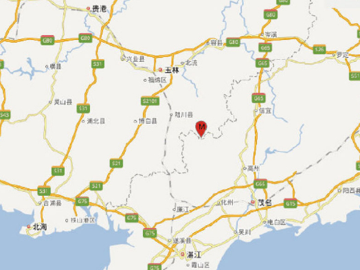 5.2-magnitude earthquake hits south China: CENC