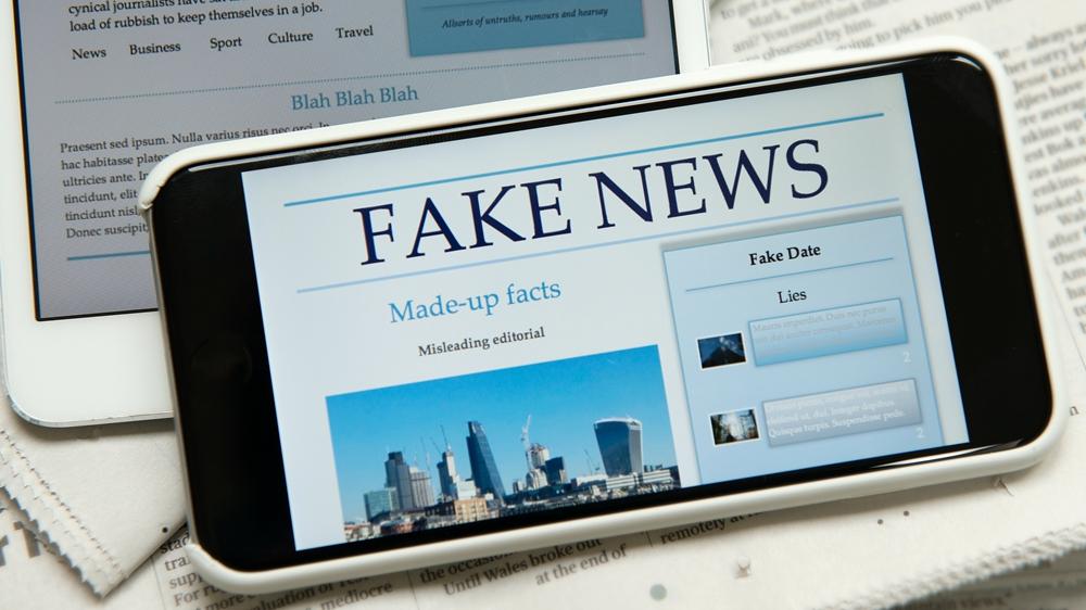 Thai government to establish counter-fake-news center in November