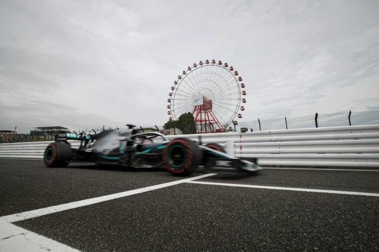 Typhoon-hit Japan GP qualifying moved to Sunday