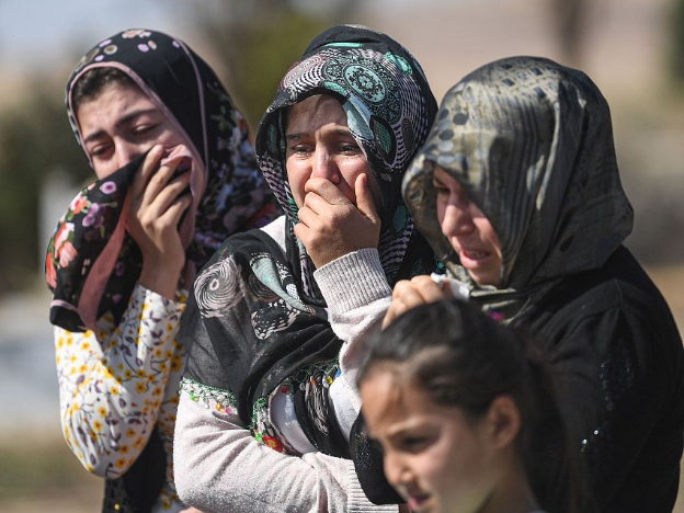 30 civilians killed during Turkish military operation in northern Syria: Monitor