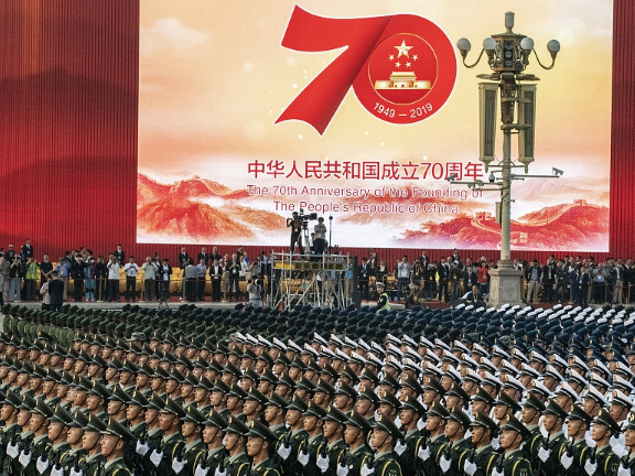 China releases 4K film of National Day celebration in six languages