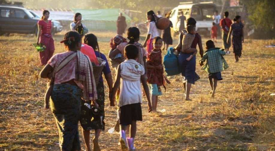31 passengers kidnapped by insurgents in western Myanmar