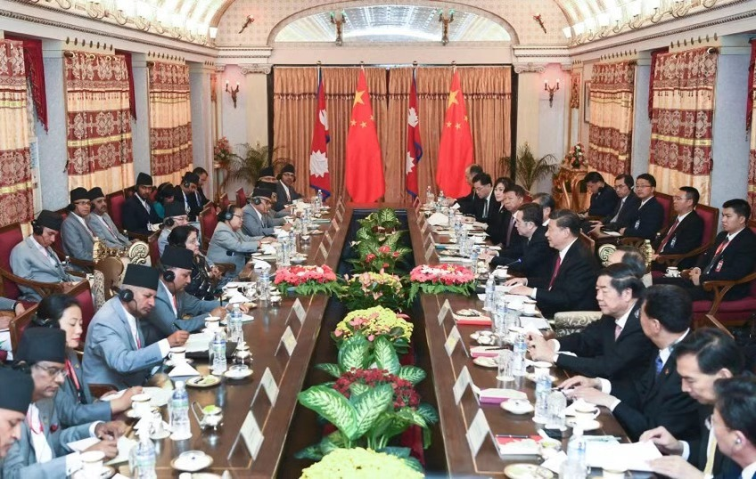 Any attempt to split China will end in vain: Xi