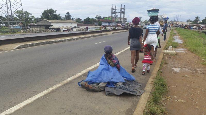 Post-war Liberians are demanding better mental health care