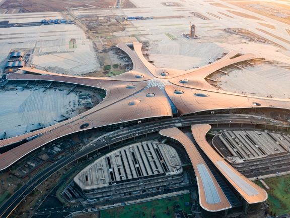 Beijing Daxing International Airport reports smooth operation: official