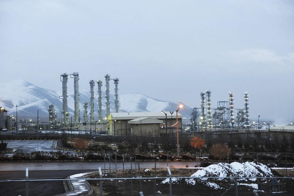 British experts visit Iran to help modernize heavy water reactor