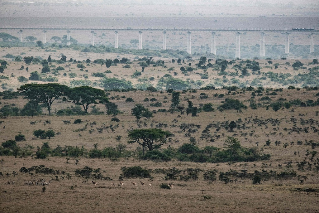 Kenya to launch extended modern railway
