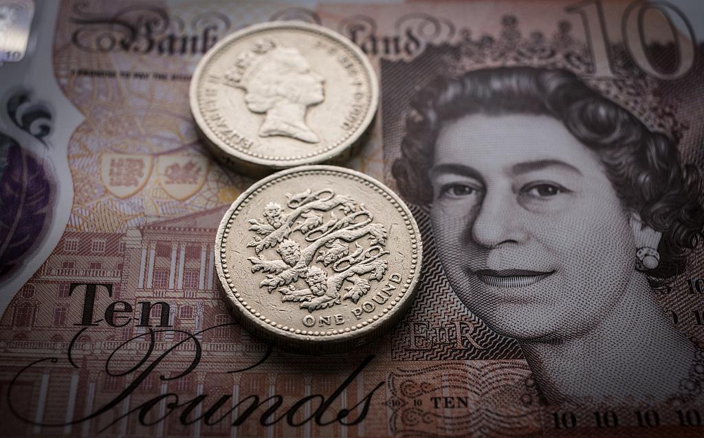 British pound drops as Brexit talks enter crucial week