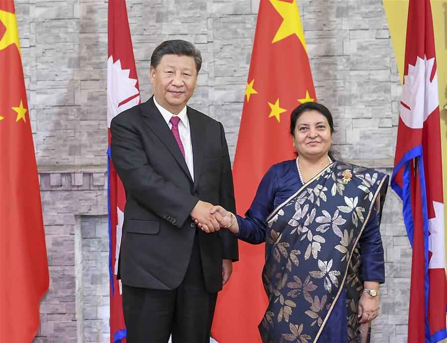 Xi's South Asia trip boosts ties with India and Nepal, promotes regional cooperation