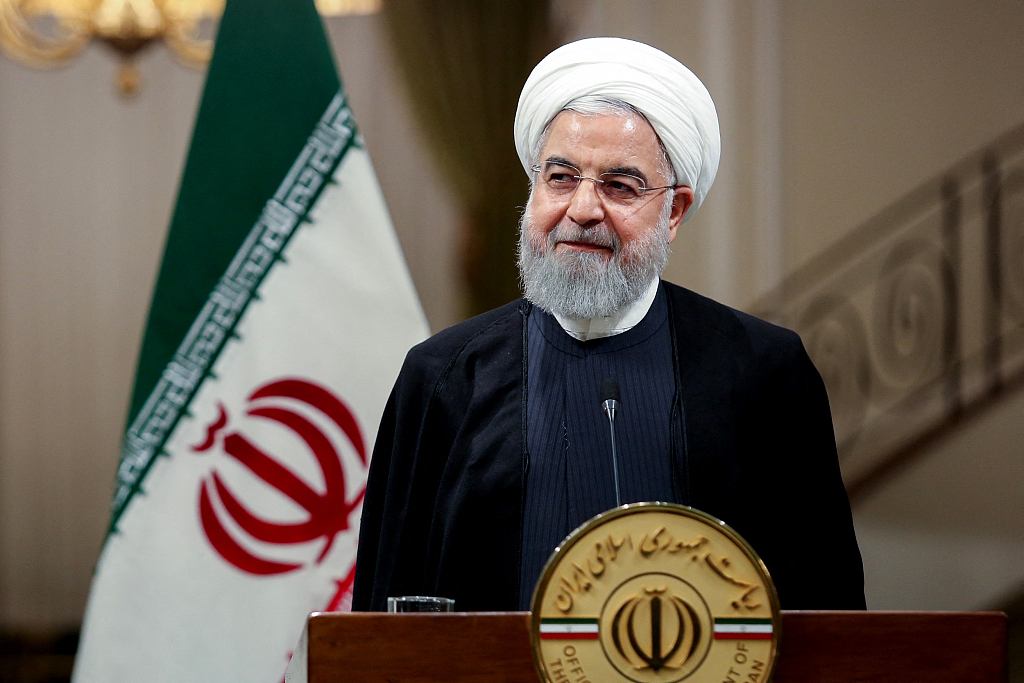 "Iran president says US anti-Iran plots ""abort"