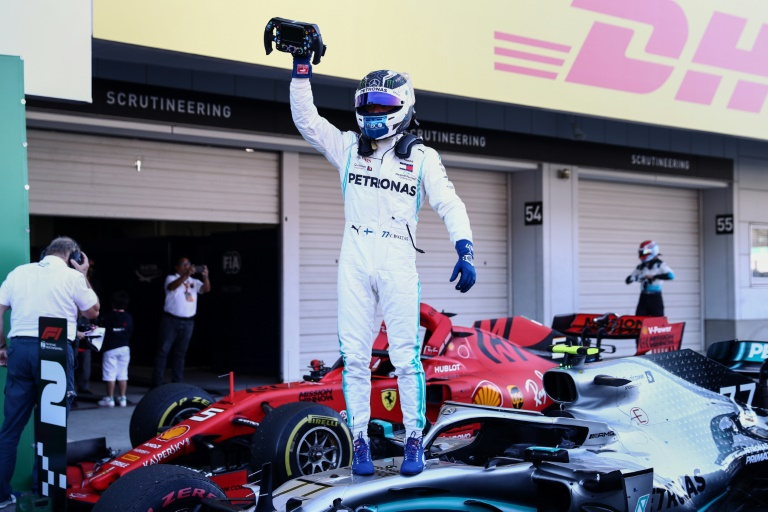 Bottas Japan win seals sixth world title double for Mercedes