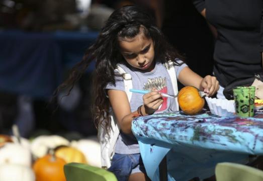85th Fall Festival held at Original Farmers Market in Los Angeles