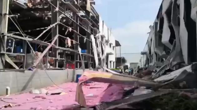4 killed, 6 injured in China chemical plant blast
