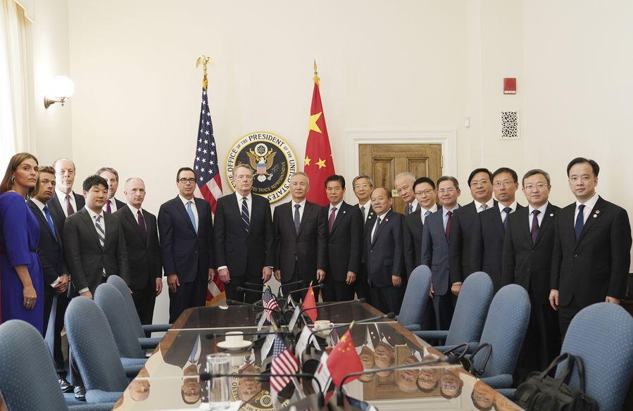 Progress in US-China trade talks raises cautious optimism