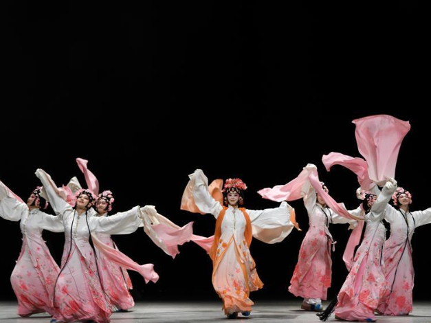 Chinese opera 'The Peony Pavilion' staged in Mexico