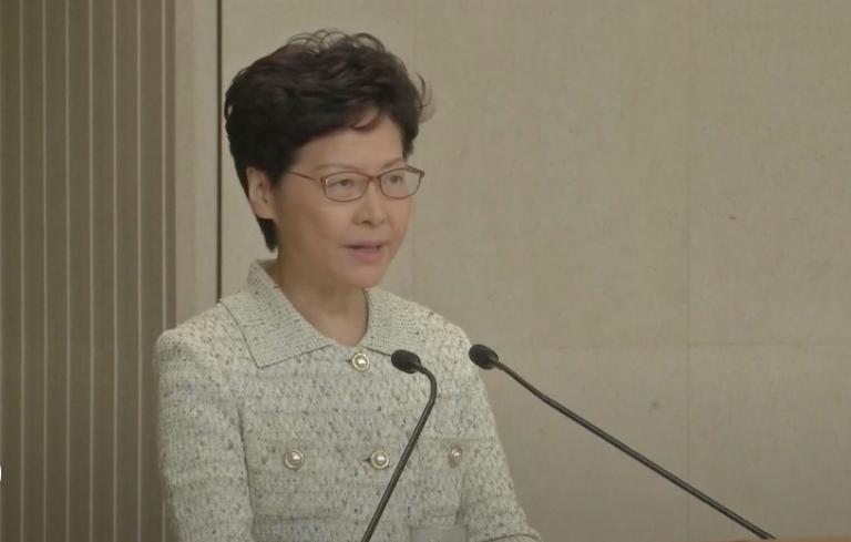 Carrie Lam: HKSAR govt to ensure fair district council polls