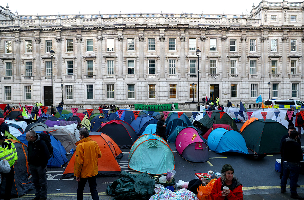 Extinction Rebellion to fight London protest ban