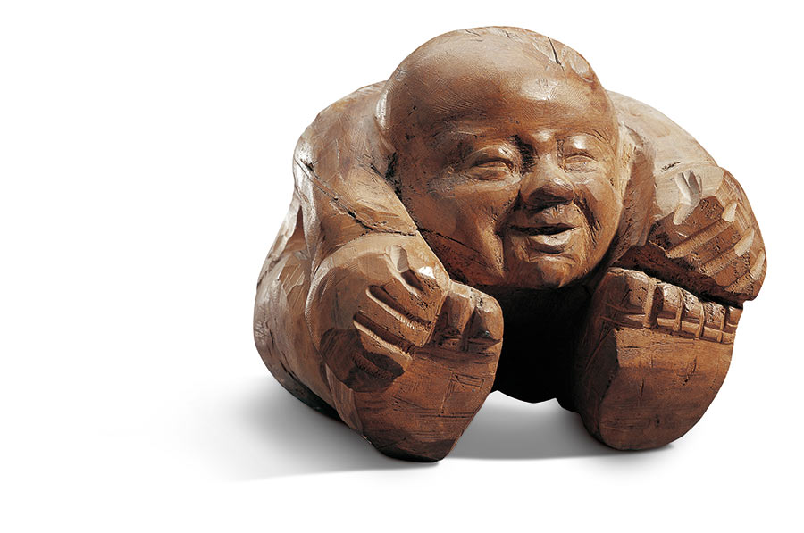 Late Chinese sculptor's works to be shown in NY