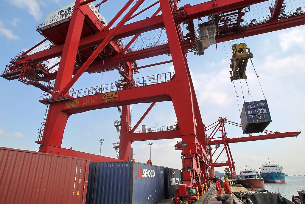 NE China province sees foreign trade up 13 pct in Jan.-Sept.