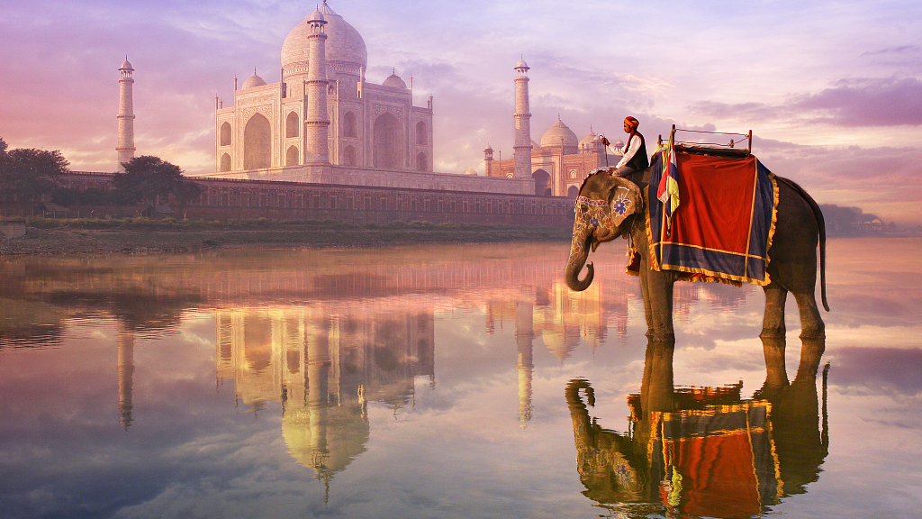 India becomes trendy destination for Chinese travelers