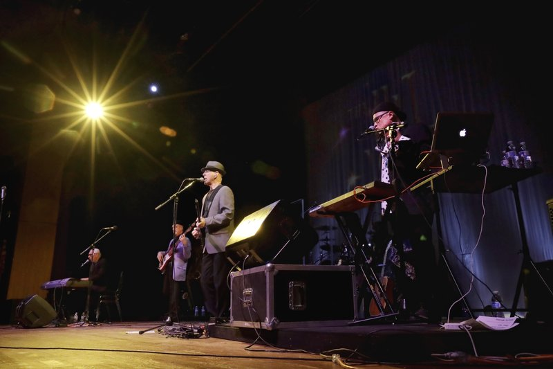 Musicians Hall of Fame to honor group with New Jersey roots