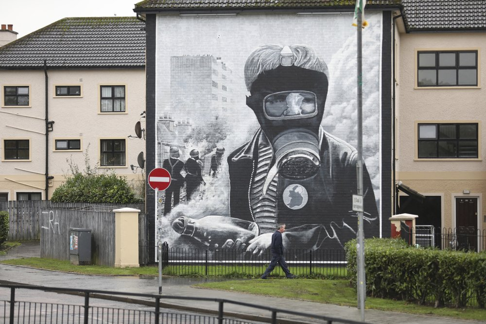 Brexit ignites fears of renewed violence in Northern Ireland