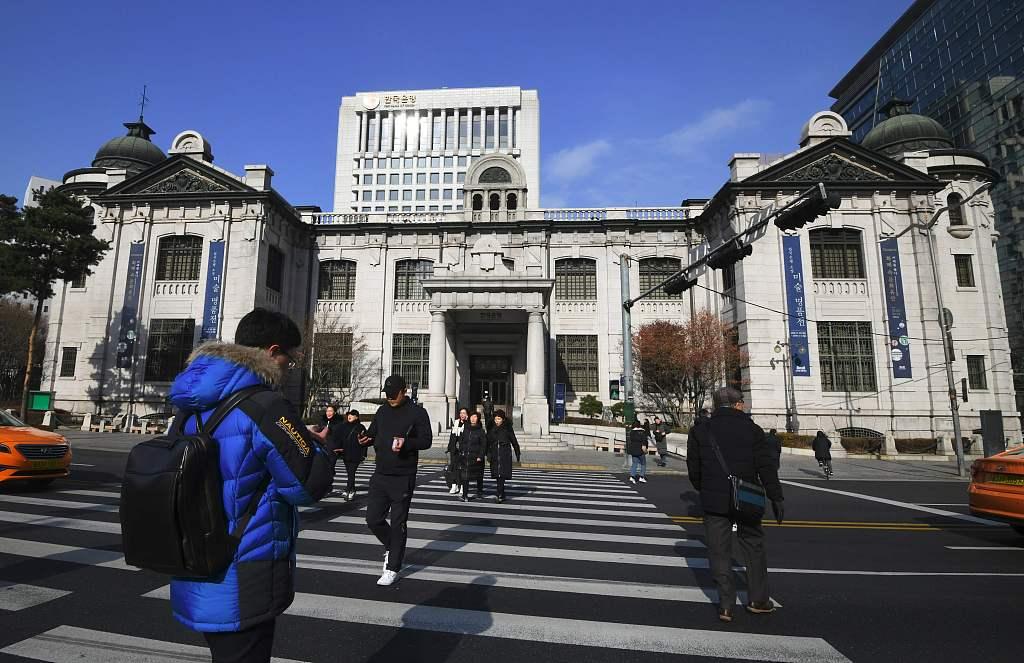 S.Korea sees sluggish economy on weak export, investment
