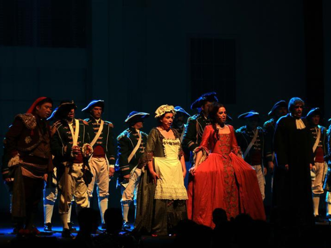 Famous comic opera presented during 3rd edition of Amman Opera Festival