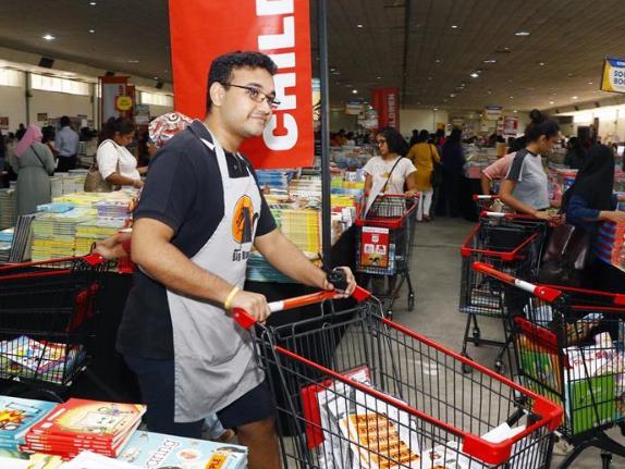 Book fair kicks off in Colombo, Sri Lanka