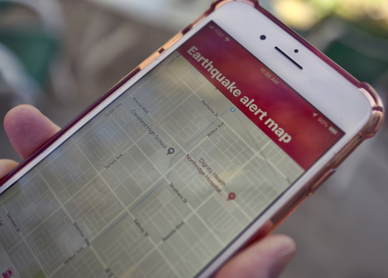 California earthquake alerts to become available statewide