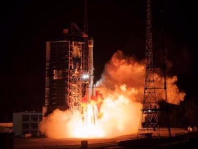 China launches new communication technology experiment satellite