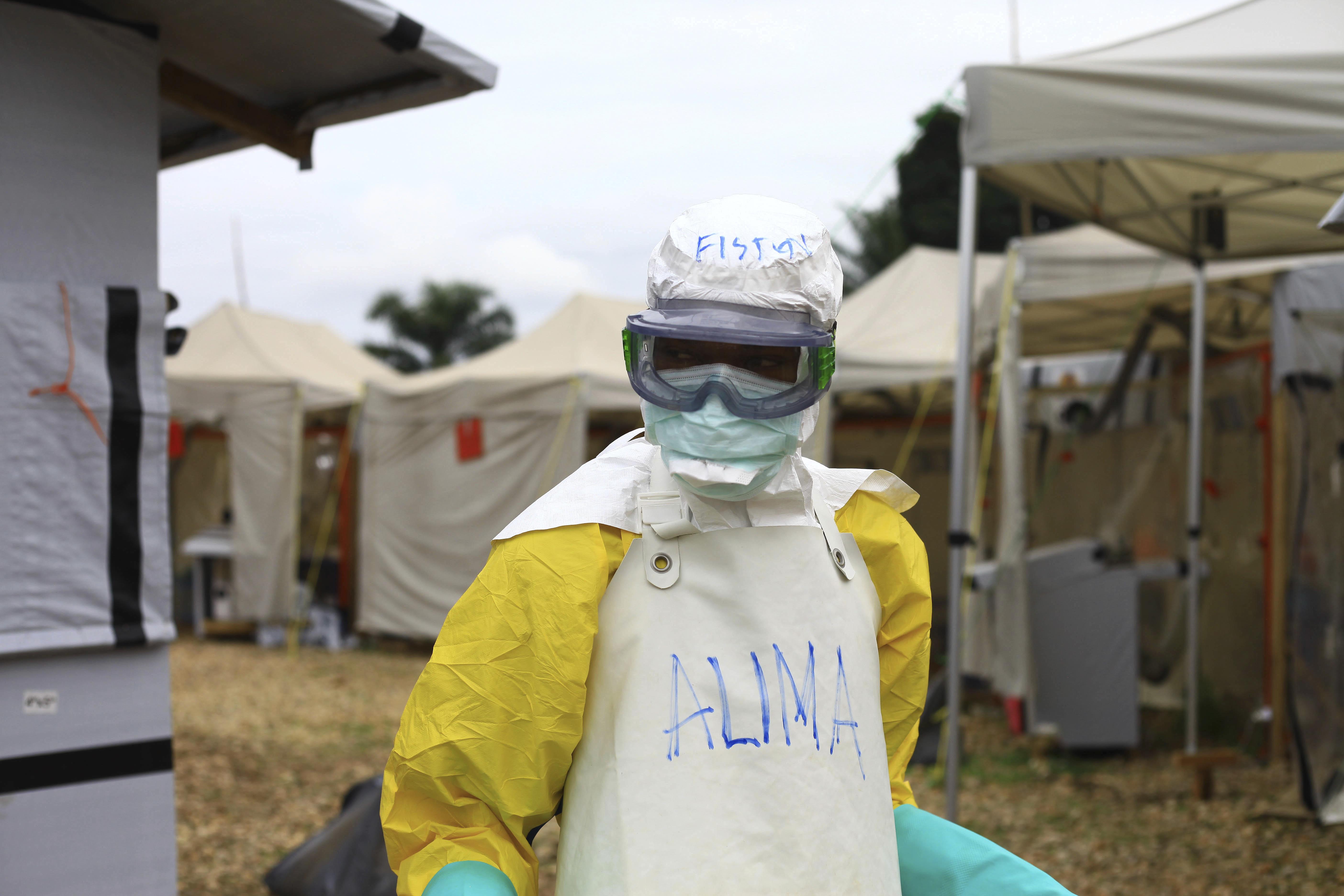 Ebola vaccine moves closer to market licence: European regulator