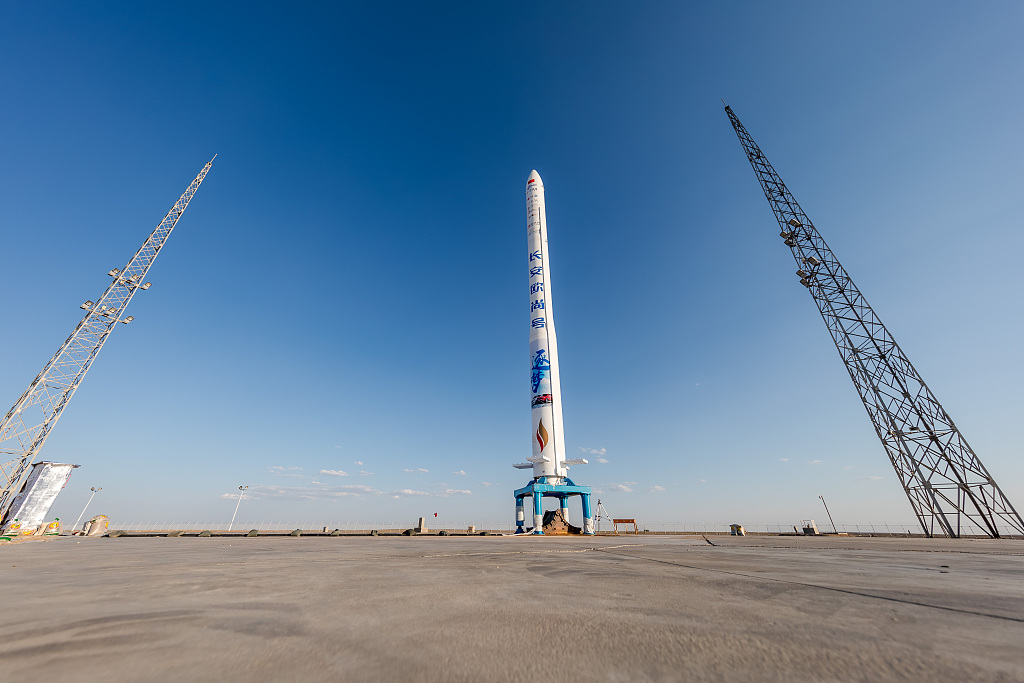 China's private reusable rocket to be launched in 2021