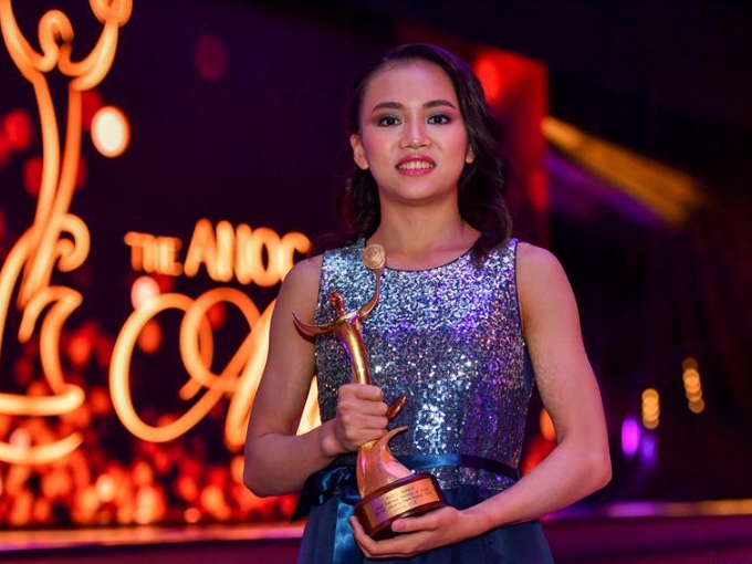 Awarding ceremony of ANOC Awards 2019 held in Doha