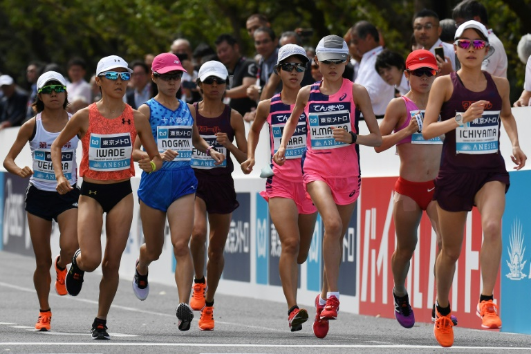 Japanese officials surprised by plans to relocate 2020 marathon