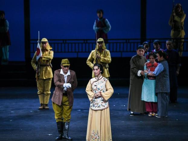 Su opera Guo Ding Hun staged in Nanjing