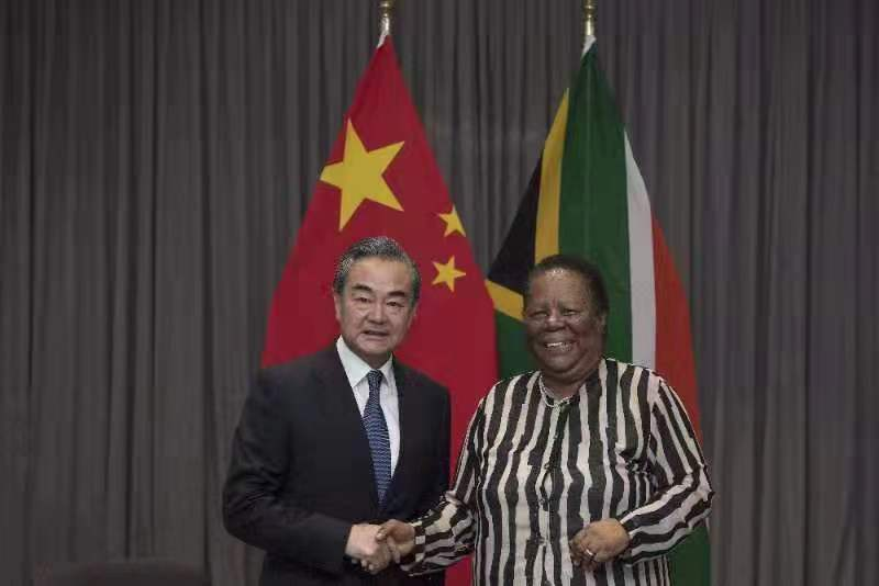 China, South Africa agree to strengthen bilateral cooperation