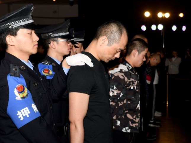 China launches inspection of crackdown on gangs, organized crime